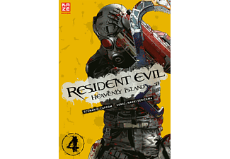 Resident Evil – Heavenly Island – Band 4, Action (Taschenbuch)