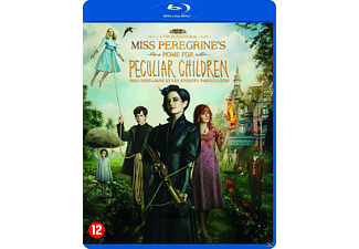 Miss  Peregrine's Home For Peculiar Children - (Blu-ray)