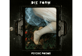 Die Form - PSYCHIC POISON (LTD EP) - (CD)