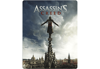 Assassin's Creed (Steel-Edition) [Blu-ray]