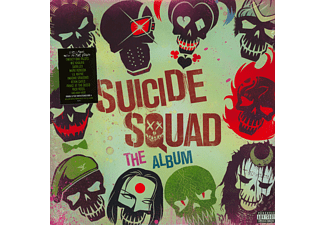 VARIOUS - Suicide Squad - (LP + Download)