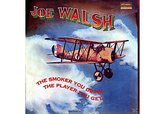 Joe Walsh - The Smoker You Drink, The Player You Get - (Vinyl)