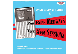 Buff Medways,The - The XFM Sessions - (CD)