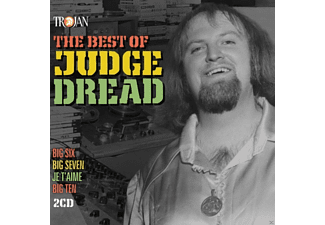 Judge Dread - The Best Of Judge Dread - (CD)