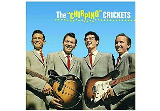 Buddy Holly - The Chirping Crickets - (Vinyl)