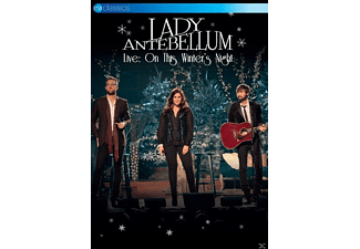 Lady Antebellum - Live-On This Winter's Night - (DVD)