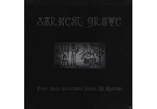 Darkest Grove - Pain And Suffering Shall Be Known - (CD)