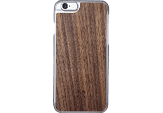 WOODCESSORIES CasualCase iPhone 6(s) Handyhülle, Braun/Transparent