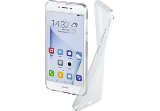 HAMA Crystal Clear Backcover, Huawei, P8 Lite, Thermoplastisches Polyurethan, Transparent