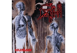 Death - Human (Black Vinyl+MP3) - (LP + Download)