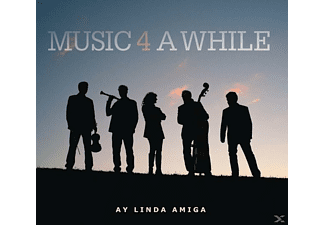 Music 4 A While - Ay Linda Amiga - (CD)