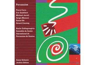 Basler Schlagzeugtrio, Ensemble du CIP - Percussion - (CD)