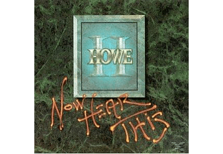 Greg Howe - Now Hear This - (CD)