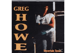 Greg Howe - Uncertain Terms - (CD)
