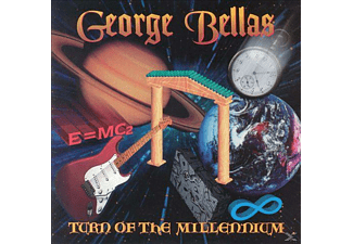 George Bellas - Turn Of The Millennium - (CD)