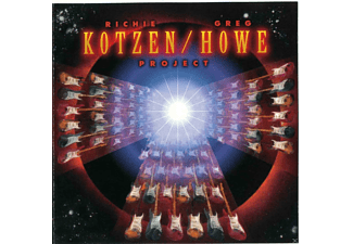 Greg Howe, Richie Kotzen - Project - (CD)