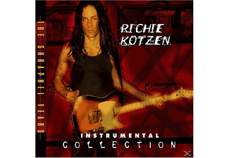 Richie Kotzen - Instrumental Collection - The Shrapnel Years - (CD)