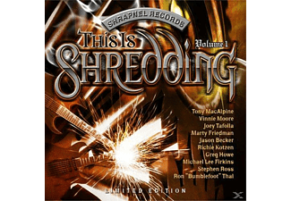 VARIOUS - This Is Shredding Vol.1 - (CD)