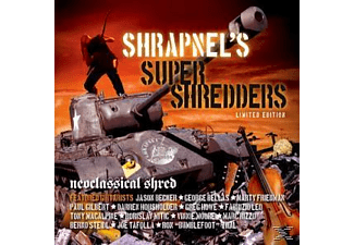 VARIOUS - Shrapnel'S Super Shredders,Neoclassical Shred (Limited Editi - (CD)