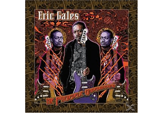 Eric Gales - Psychedelic Underground - (CD)
