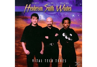 HENDERSON,SCOTT/SMITH,STEVE/WOOTEN,VICTOR - Vital Tech Tones - (CD)