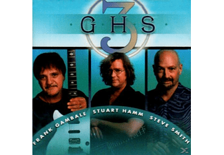 Frank Gambale, Stuart Hamm, Steve Smith - GHS 3 - (CD)