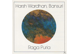 Harsh Wardhan - Raga Puria - (CD)