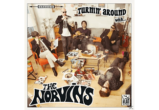 The Norvins - Turnin' Around With... - (CD)