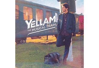 Yellam - The Musical Train (Gatefold) - (Vinyl)