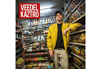 Veedel Kaztro - Büdchen Tape III (LP+MP3) - (LP + Download)