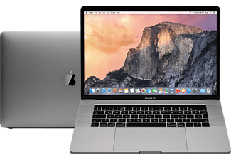 "APPLE MacBook Pro 15"" Touch Bar (2017) asztroszürke Core i7/16GB/512GB SSD/Radeon Pro 560 4GB (mptt2mg/a)"