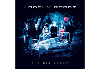Lonely Robot - The Big Dream - (LP + Bonus-CD)