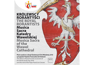 Galonski/Royal Rorantists Ensemble - Musica Sacra Vol.6-Geistl.Musik aus der Wawel- - (CD)