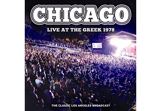 Chicago - Live At The Greek 1978 - (CD)