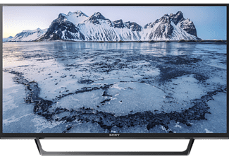 SONY KDL49WE665BAEP, 123 cm (49 Zoll), Full-HD, SMART TV, LED TV, 400 Hz XR, DVB-T2 HD, DVB-C, DVB-S, DVB-S2