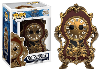 POP! DISNEY: Beauty & The Beast Cogsworth