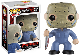 POP! MOVIES: Friday 13th Jason Voorhees