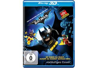 The LEGO Batman Movie - (3D Blu-ray)