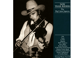 VARIOUS - New Trail Riders - (CD)