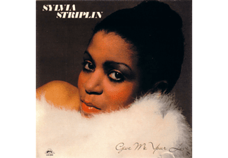 Sylvia Striplin - Give Me Your Love/You Can't Turn Me Away - (Vinyl)