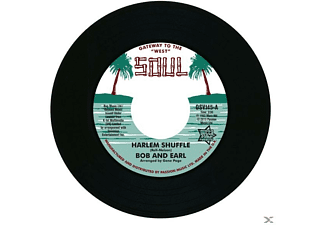 HARLEM SHUFFLE / BACKFILED IN MOTION - Harlem Shuffle/Backfiled In Motion - (Vinyl)