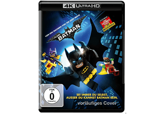 The LEGO Batman Movie - (4K Ultra HD Blu-ray + Blu-ray)