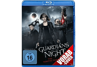 Guardians of the Night - Vampire War - (Blu-ray)