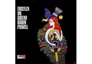Baden Powell - Tristeza On Guitar - (CD)