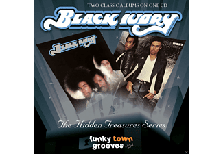 Black Ivory - Black Ivory/Hangin Heavy - (CD)