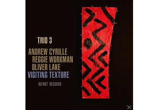 Trio 3 - Visiting Texture - (CD)