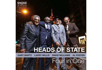 Heads Of State - Four In One - (CD)