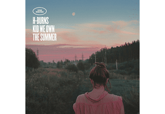 H-burns - Kid We Own the Summer (LP+CD) - (LP + Bonus-CD)