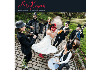 She'koyokh - First Dance On Second Avenue - (CD)