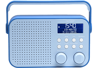 DENVER DAB-39, Radio, Blau